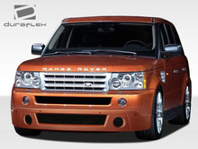 2006 Land Rover Range Rover Sport  Kit-2006-2009 Land Rover Range Rover Sport Duraflex AR-D Body Kit - 3 Piece - Includes AR-D Front Lip Under Spoiler