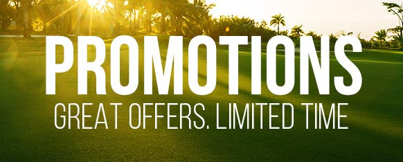 Promotions - Enjoy huge discounts and great giveaways when you purchase selected products.