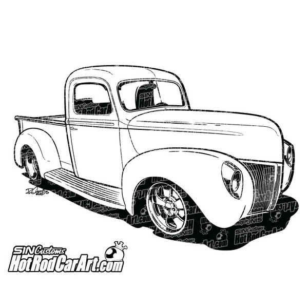 1952 Ford F100 Parts