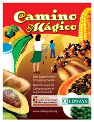 Camino Mágico Pocket Shopping Guide (15 pcs)