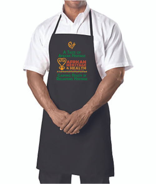 A Taste of African Heritage Apron