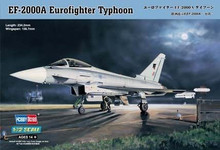 Hobby Boss 80264 1/72 EF-2000A Eurofighter Typhoon kit  80264  OL 1
