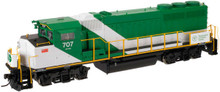 Atlas Master GO Transit GP40-2W Locomotive #706 - DCC with sound 10001422