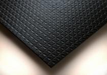 Techno 2' x 2' - Designer Black - Carton of 18 Tiles - 72 SF - $6.12