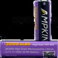 AmpKing 20700 Battery