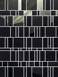 Soho Mirror Castle Brick Gray