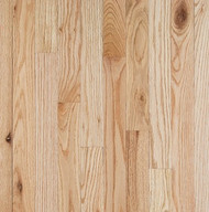 Red Oak Natural - 3 1/4 - Country Grade