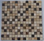 Soho Dark Emperidor Woodland Blend 3/4x3/4 Squares