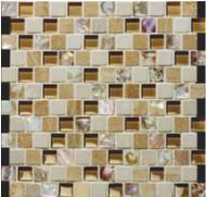 Milstone Collage Mediterranean Arena 1 x 1 Mosaic