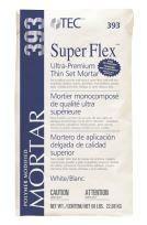Tec Super Flex Ultra-Premium Polymer-Modified Mortar 392 / 393