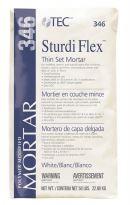 Tec Sturdi Flex Thin Set Mortar 345 / 346