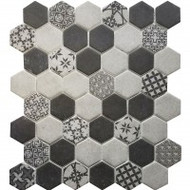 Westside MA106-HX 2 x 2 Hexagon