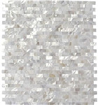 Soho Pearl Seamless Bricks White