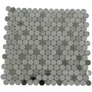 Soho Vision Circles Carrara and Thassos With Mirror