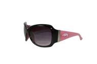 Arkansas Women's Pink Sunglasses