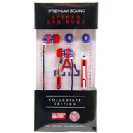 Arizona Team Color Ear Buds