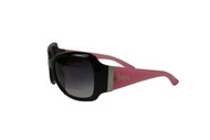 Nebraska Women's Pink Sunglasses
