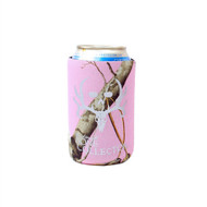 Bone Collector Pink Camo Can Insulator