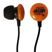 Oklahoma State Low End Ear Buds