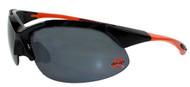 Oklahoma State Sunglass 8x3544 Full Sport Frame