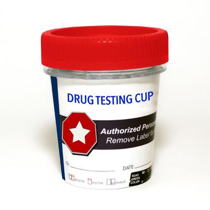 Drug Testing Cup