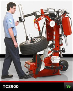 Center Clamp TC3300 Tire Changer