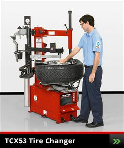 Table Top TCX53 Tire Changer