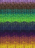 Noro Kureyon 274 - Purples, Lime, Mustard, Indigo, Brown (Discontinued)