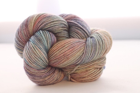 Dream in Color, Smooshy with Cashmere -  Milky Spite
