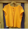 Make a seamless Zoe Cardigan in this 2- part class. This is an advanced beginner project where you will learn how to knit from the top down, following a simple cable and lace pattern. This top is sure to be a favorite all summer long! Participants must know how to cast-on, knit, purl, increase, and decrease without assistance.   When: July 21st and July 28th Time: 3pm - 5pm Cost:  $60