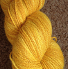 Alpaca Sox Solids 1863 - Aztec Gold