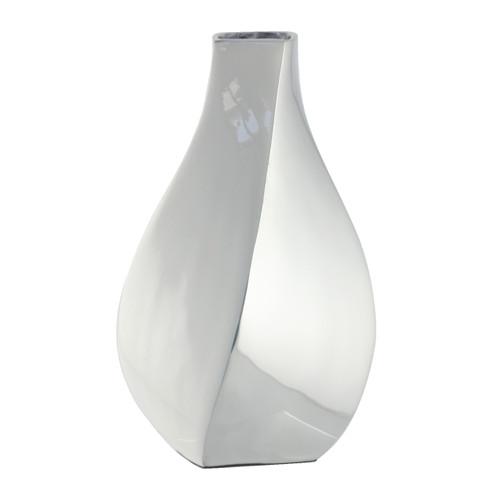 White 23cm Vase Decorative Vases From Lemongrass Shop Online