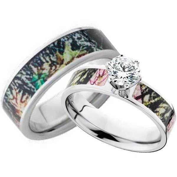 Por New Wedding Rings