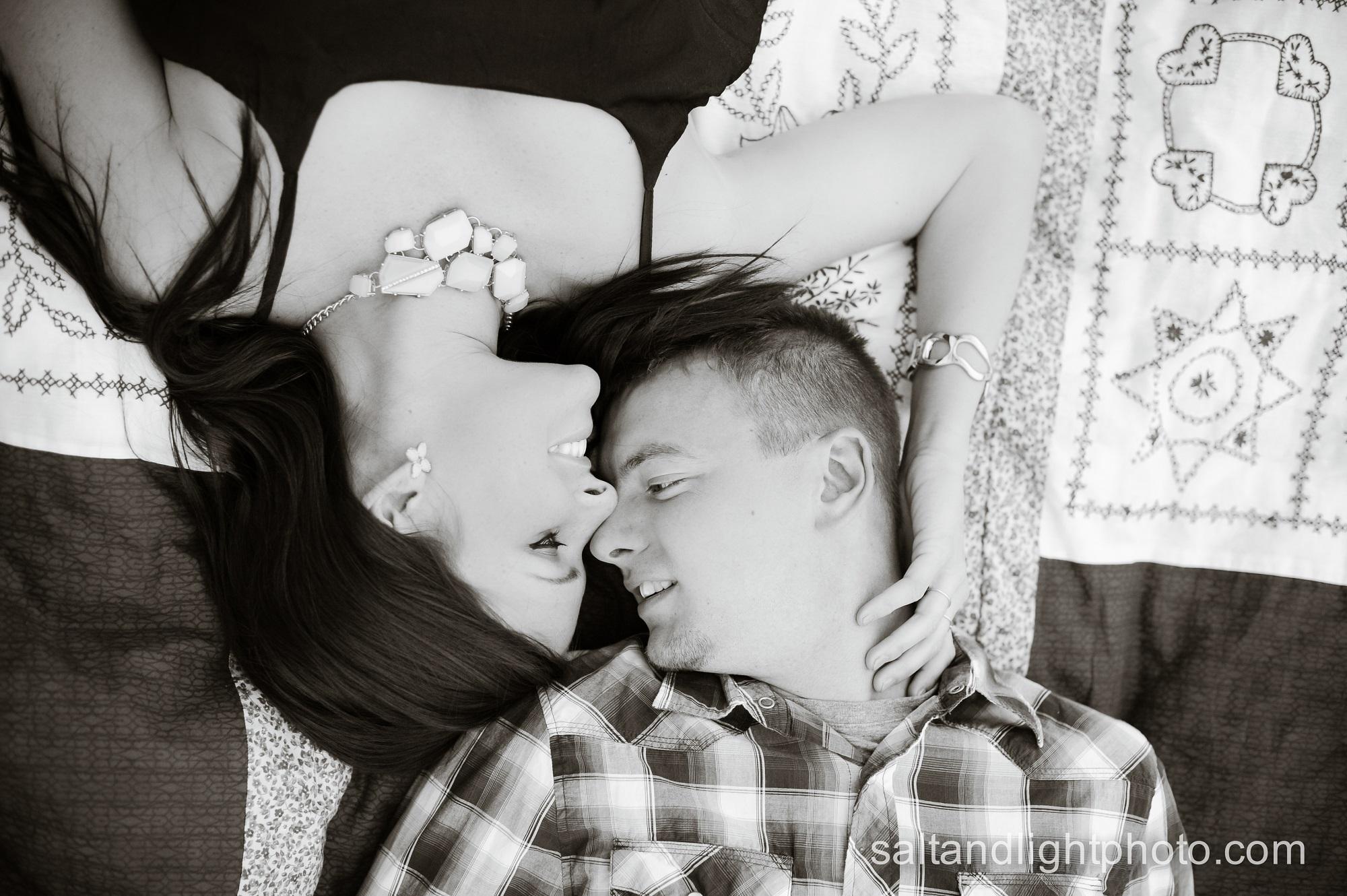 Randi Nathans Barn And Camo Prenup Chic Country Outdoor Wedding