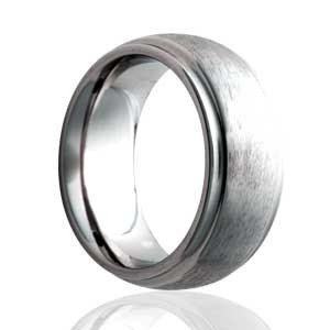 Dome Satin Top Step Edge Ring