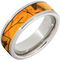 8mm Serinium™ Pipe Cut Band with Realtree® AP Blaze
