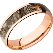 woodland camo rose gold