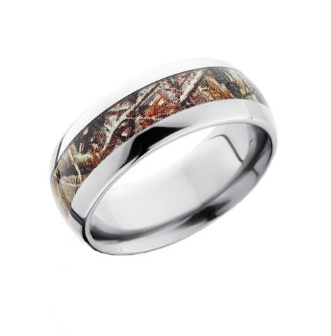 Mossy Oak New Break Up Camo Ring Domed