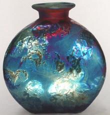 107 - Contemporary Triangle Vase