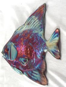 163a - Large Wall Fish