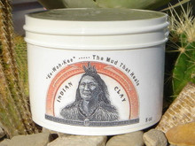 Indian Clay - Magnetic Calcium Bentonite - 20 lbs. Hydrated