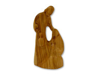 Olive Wood Hope Family ™ Sculpture (6 inches in Height)