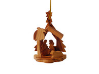 House of Christmas Ornament 3 inches in Height