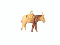 Donkey Ornament 2.5 inches in Height