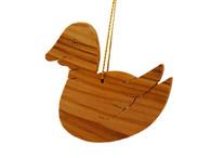 Duckie Ornament