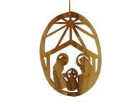 Nativity Ornament 00262