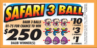 Safari 3 Ball
