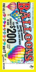 261Z Balloons