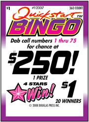Quickstart Bingo 12337