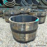 Oak Barrel Small